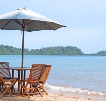 Umbrella beach at IP 09292011