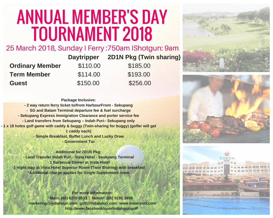 Annual Member's Day